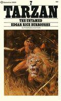 Tarzan PB (1963-1964 Ballantine Novel) The Famous Tarzan Series 7-REP