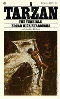 Tarzan PB (1963-1964 Ballantine Novel) The Famous Tarzan Series 8-REP