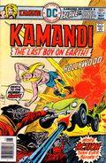 Kamandi (1972) Mark Jewelers 41MJ
