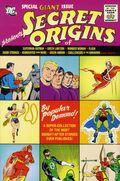 DC Universe Secret Origins HC (2012) 1-1ST