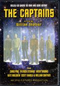 Captains DVD (2011 Epix) A Film by William Shatner DVD