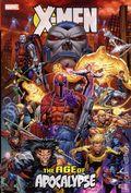 X-Men Age of Apocalypse Omnibus HC (2012 Marvel) 1st Edition 1A-1ST