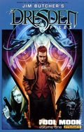 Dresden Files Fool Moon HC (2011-2013 Dynamite) 1-1ST