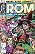 Rom (1979-1986 Marvel) Mark Jewelers 40MJ