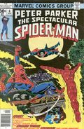 Spectacular Spider-Man (1976 1st Series) Mark Jewelers 6MJ
