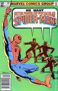 Spectacular Spider-Man (1976 1st Series) Mark Jewelers 59MJ