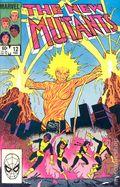 New Mutants (1983 1st Series) Mark Jewelers 12MJ