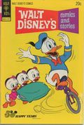 Walt Disney's Comics and Stories (1940 Dell/Gold Key/Gladstone) Mark Jewelers 394MJ