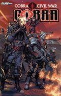 GI Joe Cobra Civil War TPB (2011 IDW) 1-1ST