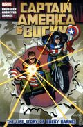 Captain America and Bucky: The Life Story of Bucky Barnes HC (2011 Marvel) 1-1ST