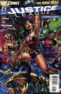 Justice League (2011) 3COMBO