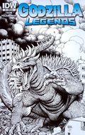 Godzilla Legends (2011 IDW) 1D