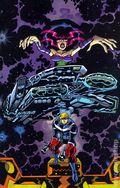 Kirby Genesis Captain Victory (2011 Dynamite) 1E