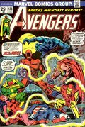 Avengers (1963 1st Series) Mark Jewelers 126MJ