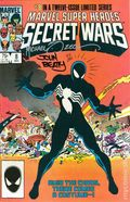 Marvel Super Heroes Secret Wars (1984) 8DF.SIGNED