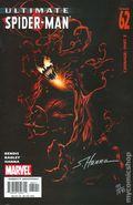 Ultimate Spider-Man (2000) 62DFSIGNED.B