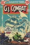 GI Combat (1952) Mark Jewelers 161MJ