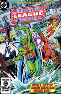 Justice League of America (1960 1st Series) Mark Jewelers 228MJ