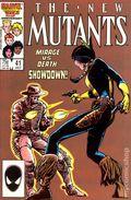 New Mutants (1983 1st Series) Mark Jewelers 41MJ