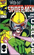 Web of Spider-Man (1985 1st Series) Mark Jewelers 15MJ