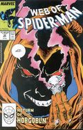Web of Spider-Man (1985 1st Series) Mark Jewelers 38MJ