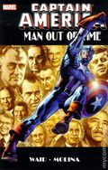 Captain America Man Out of Time TPB (2011) 1-1ST