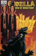 Godzilla Kingdom of Monsters (2011 IDW) 11A
