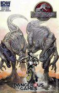 Jurassic Park Dangerous Games (2011 IDW) 5A
