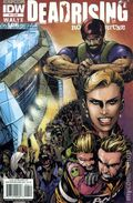 Dead Rising Road to Fortune (2011 IDW) 4A