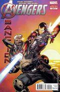 Avengers X-Sanction (2011) 2A