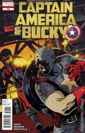 Captain America and Bucky (2011 Marvel) 626