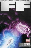 FF (2011 Marvel) 14A