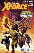 Uncanny X-Force (2010 Marvel) 19.1