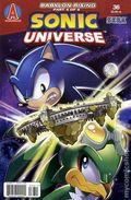 Sonic Universe (2009) 36