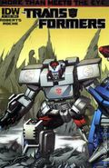 Transformers More than Meets the Eye (2012 IDW) 1A