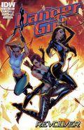 Danger Girl Revolver (2012) 1A