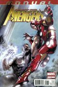 Avengers (2010 4th Series) Annual 1A