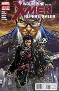 Wolverine and the X-Men Alpha and Omega (2012) 1A