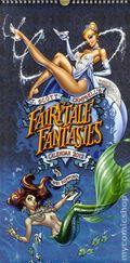 Fairy Tale Fantasies 2012 Calendar (2011 J. Scott Campbell) YR-2012