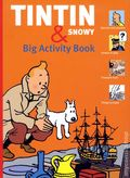 Tintin and Snowy Big Activity Book SC (2011 Last Gasp) 1-1ST