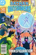 Batman and the Outsiders (1983) Mark Jewelers 30MJ