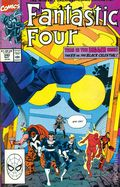 Fantastic Four (1961 1st Series) Mark Jewelers 340MJ