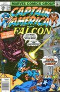 Captain America (1968 1st Series) 219PIZ
