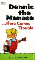 Dennis the Menace Here Comes Troube PB (1967) 1-REP