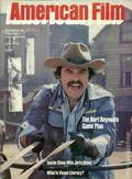 American Film (1977-1992 American Film Institute) Magazine Vol. 3 #8