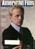 American Film (1977-1992 American Film Institute) Magazine Vol. 5 #7