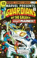 Marvel Presents (1975 Marvel) 30 Cent Variant 4