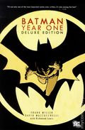 Batman Year One HC (2012 DC Deluxe Edition) 2nd Edition 1-1ST