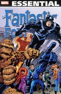 Essential Fantastic Four TPB (2005-2012 Marvel) 2nd Edition 4-1ST