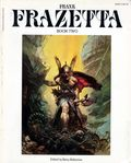 Frank Frazetta Book SC (1975-1985 Peacock Press) 2-REP